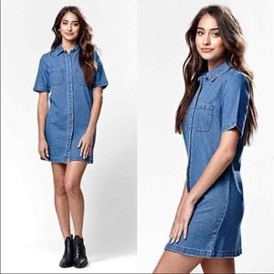 Kendall and Kylie Denim Dress